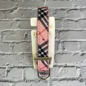 DOGUE | Plaid Collar in Pink